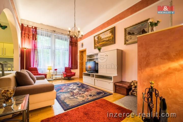 Prodej, apartmán 2+1+ L+ garáž, 72 m2, Mariánské Lázně