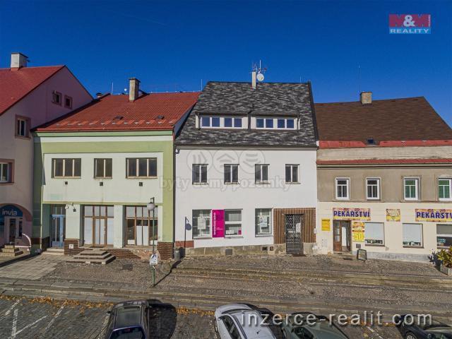 Prodej, rodinný dům, 516 m², Nová Paka