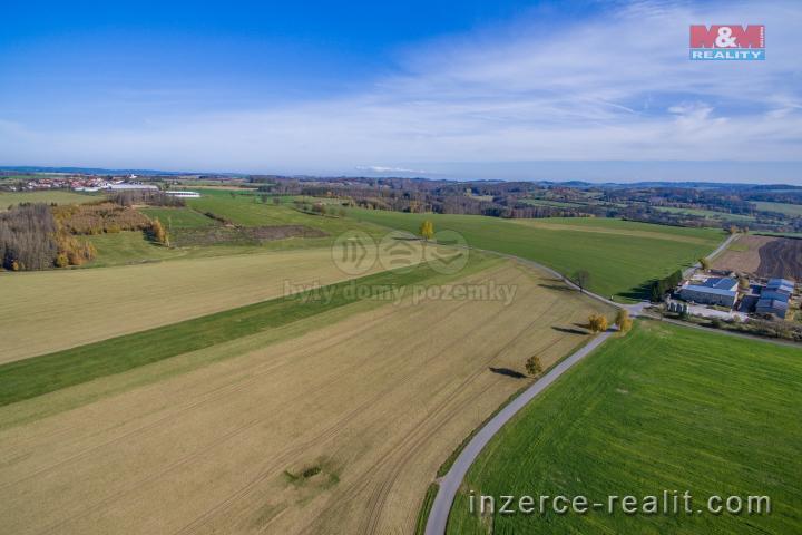 Prodej, pole, 51658 m2, Bítovčice