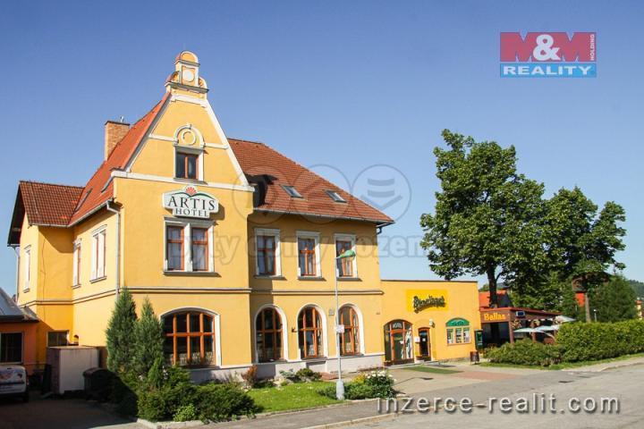 Prodej, hotel, Nové Město na Moravě