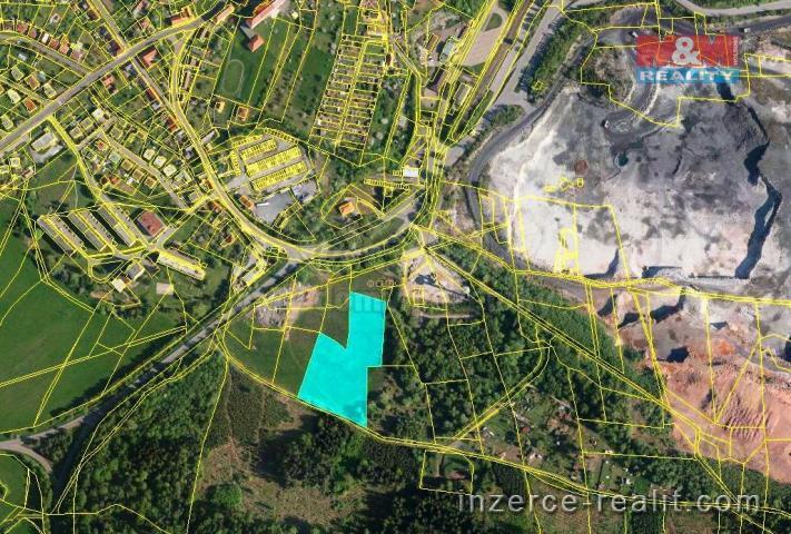 Prodej, louka, 12229 m², Prachovice