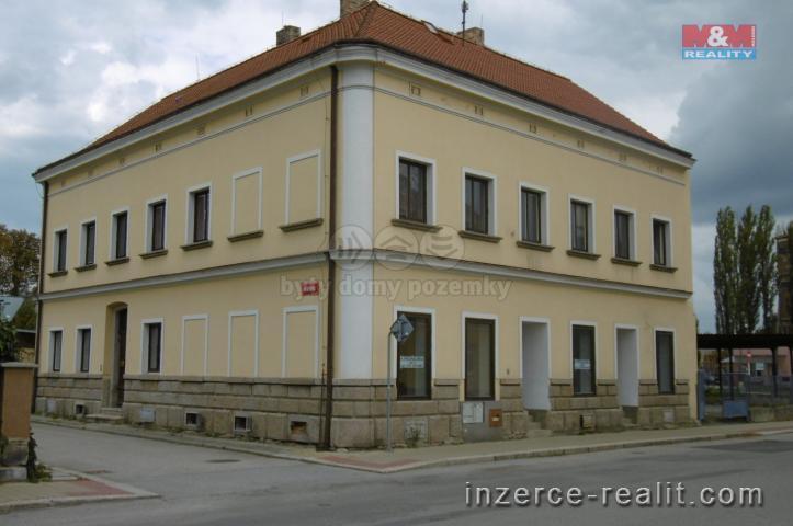 Prodej, rodinný dům, 568 m², České Velenice, ul. Jiráskova