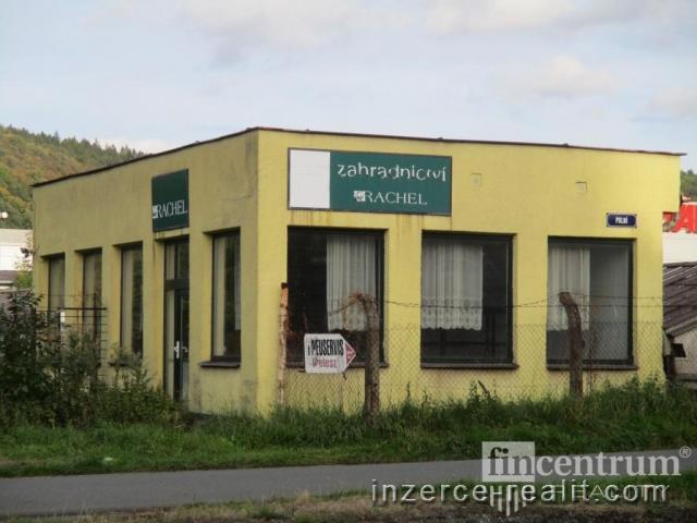 Pronájem obchodního prostoru 1500 m2 Polní, Třinec Staré Město