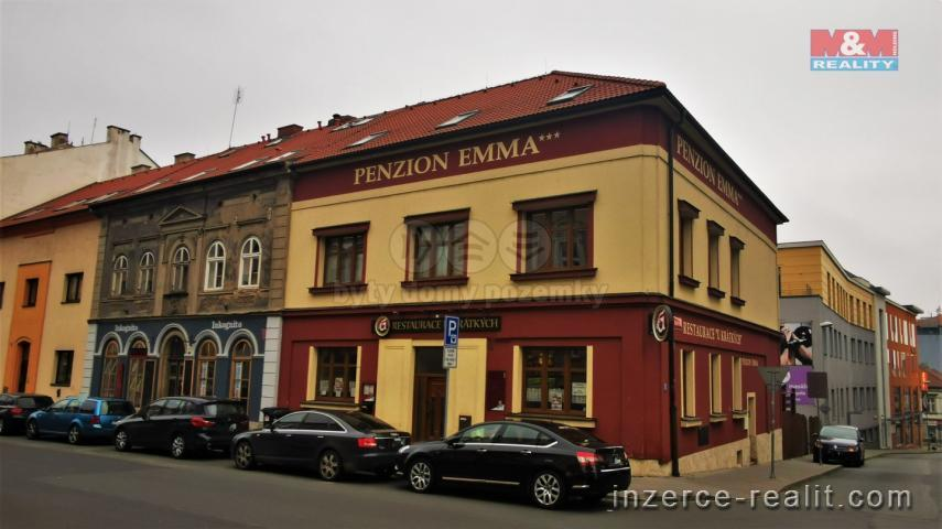 Pronájem, obchod a služby, 85 m², Plzeň, ul. Husova