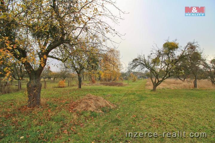 Prodej, zahrada, 670 m2, Golčův Jeníkov