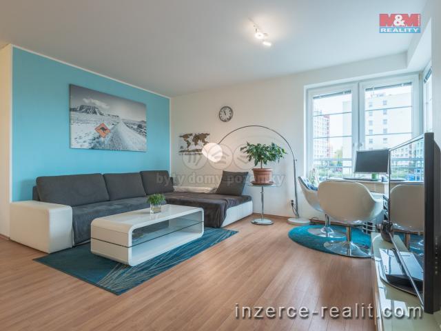 Prodej, byt 3+kk, 72 m², Benešov u Prahy