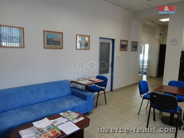 Pronájem, kanceláře, 84 m2, Ostrava - Vítkovice