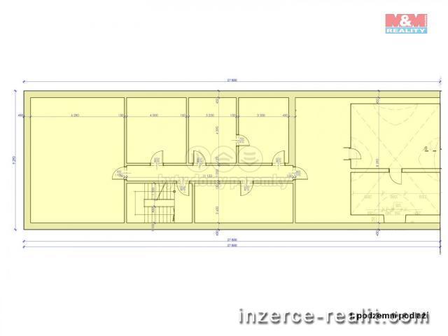 Prodej, kancelářský prostor, 789 m², Slavkov u Brna