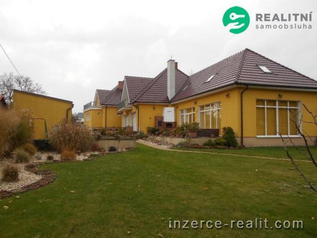 Velký rodinný dům v Chotěboři, okr. Havlíčkův Brod