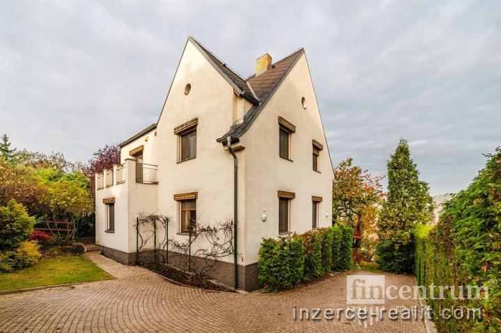 Prodej vily 450 m2 Na hvězdárně, Praha Velká Chuchle