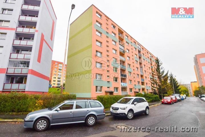 Prodej, byt 3+1, 70 m², Česká Lípa, ul. Brněnská