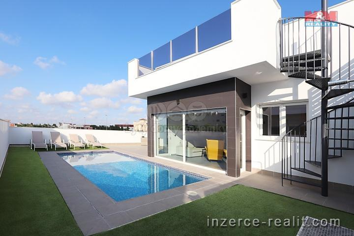 Prodej, vila, 271 m2, 4+kk, Španělsko-Alicante