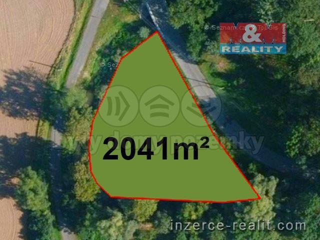 Prodej, zahrada, 2041 m², Bartošovice