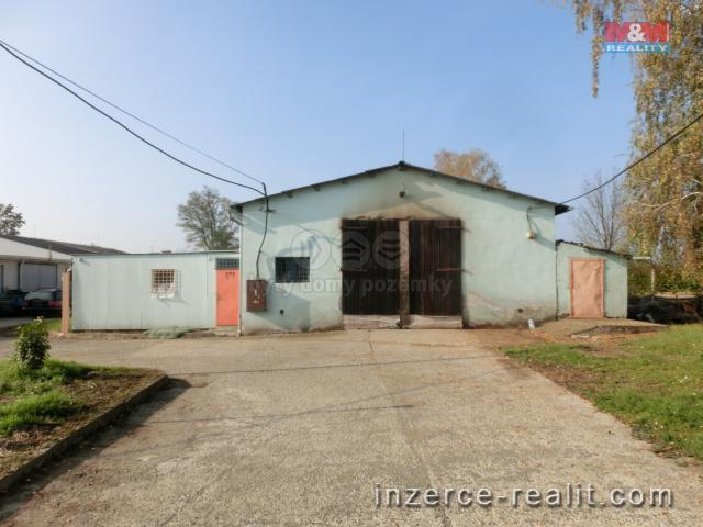 Prodej, výrobní objekt, 477 m², Hrubčice