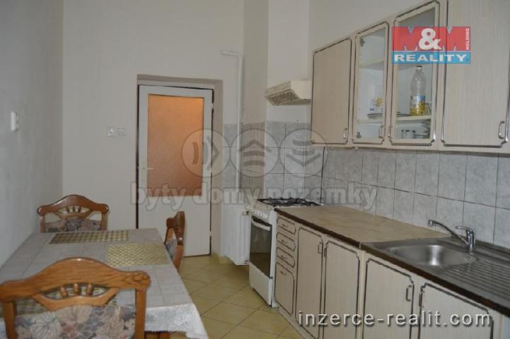 Pronájem, byt 2+1, Teplice, ul. U Nových lázní