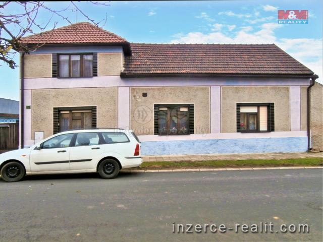 Prodej, rodinný dům, 106 m2, Klučov