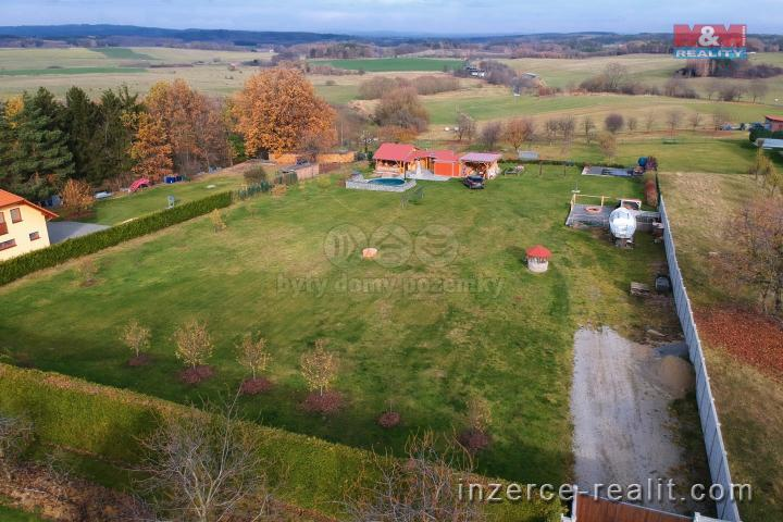 Prodej, pozemek, 4258 m², Lhenice