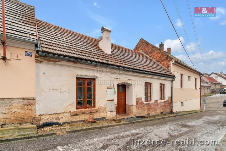 Prodej, rodinný dům, Železnice, ul. Mizerova