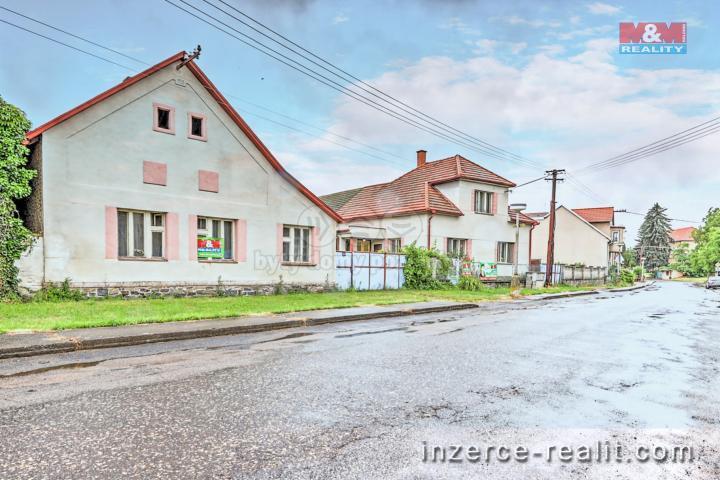 Prodej, chalupa, Hostovlice, dva domy