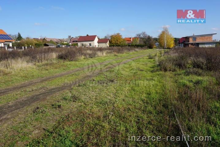 Prodej, pozemek k bydlení, 609 m2, Kamenný Újezd