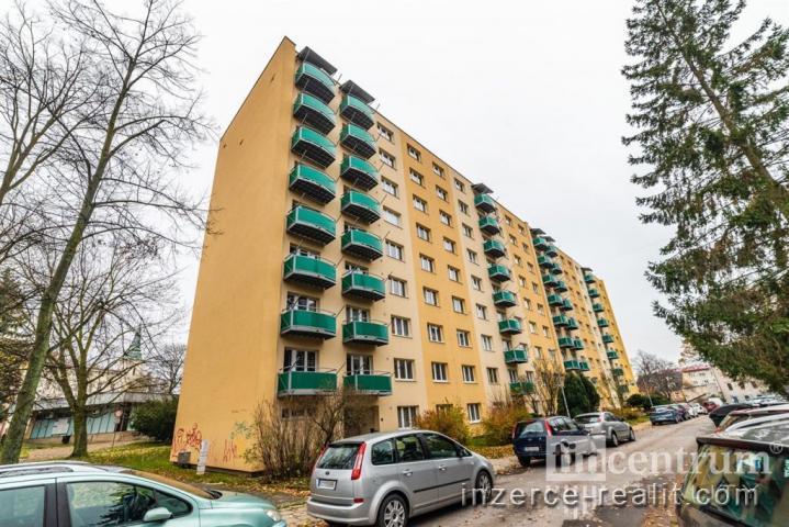 Prodej bytu 2+1 55 m2 U Pivovaru, Jihlava