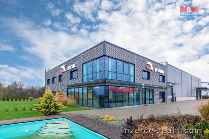 Prodej, obchodní objekt, 1846 m², Vysokov