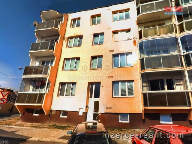 Prodej, byt 2+1, 53 m², Litoměřice, ul. Mariánská