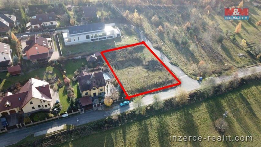 Prodej, pozemek určený k výstavbě, 1315 m2, Malesice