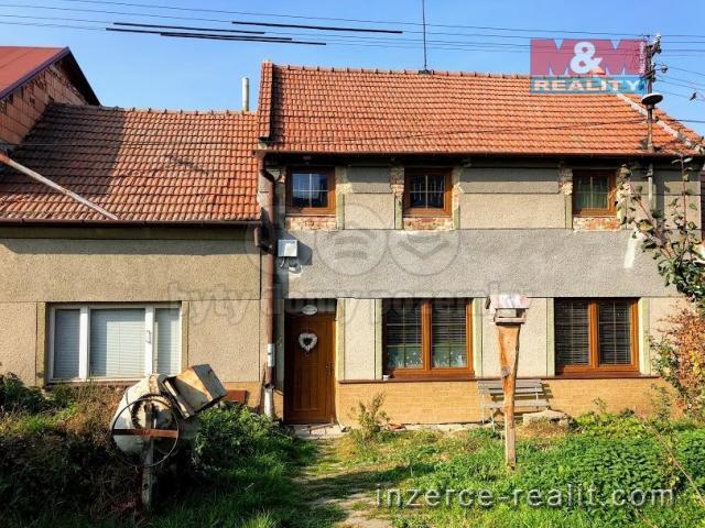 Prodej, rodinný dům, 99 m², Brodek u Prostějova