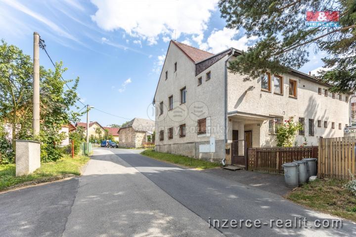 Prodej, rodinný dům, 480 m2, Strašín, okr. Klatovy
