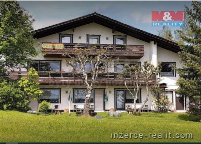 Prodej, hotel, penzion, 402 m2, Lam, Německo