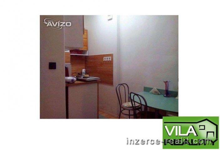 Pronájem  bytu 1+kk,na ulici Ženíškova, Moravská Ostrava