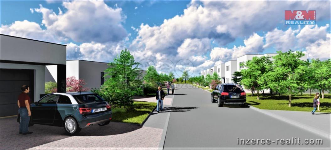 Prodej, rodinný dům, 160 m², pozemek 607 m²