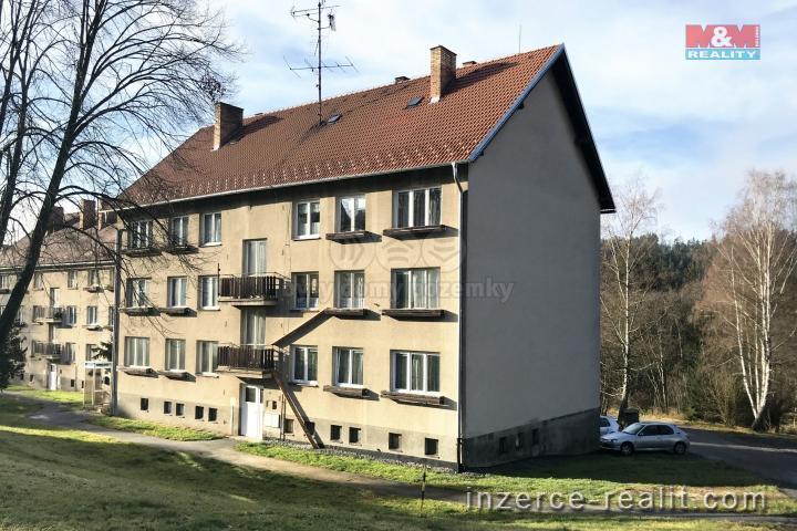 Prodej, byt 3+1, 84 m², Pohorská Ves