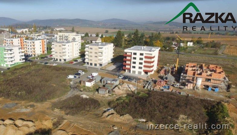 2+1 (74,07 m2) v novém bytovém domě v Klatovech