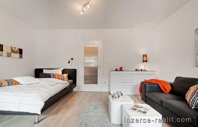 Pronájem bytu 1 + 1, Staré Brno