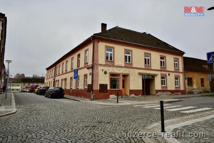 Prodej, komerční dům, 579 m², Kaplice, ul. Linecká