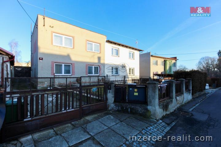 Prodej, rodinný dům 4+2, 142 m2, Krnov, ul. Mýtní