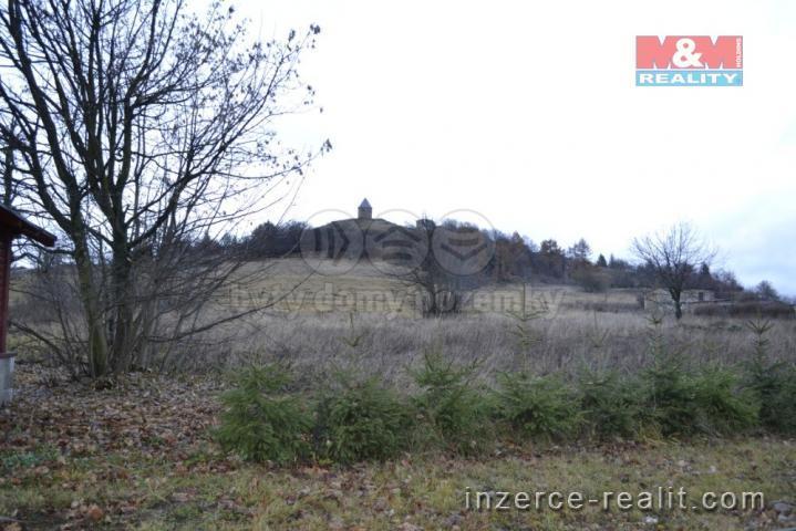 Prodej, pozemek, 3326 m2, Chomutov-Měděnec