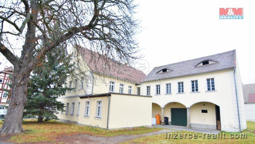 Prodej, rodinný dům, 642 m2, Hirschfelde