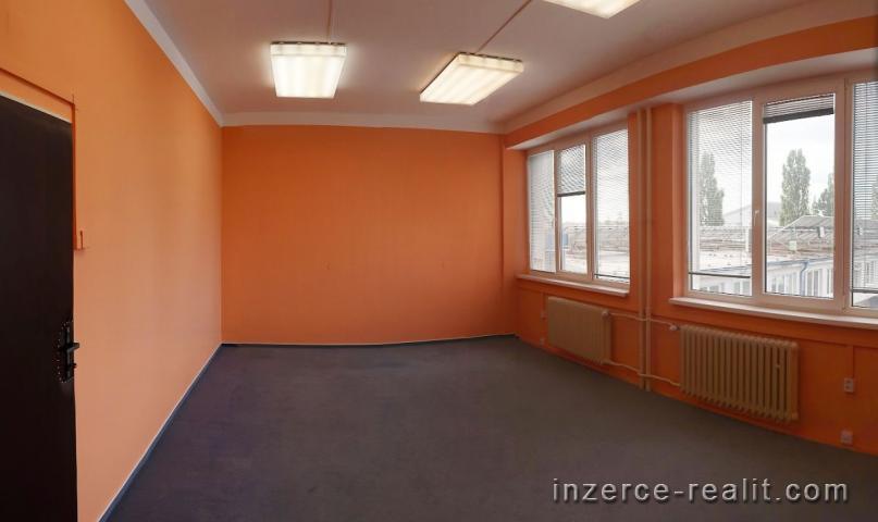 Kanceláře 25 až 130 m2 ( po částech ), 1 patro, Praha 10 Hostivař