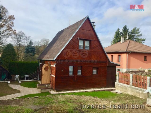 Prodej, chata 3+kk, 291 m², Tábor - Zárybničná Lhota.