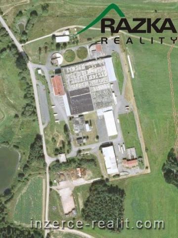 6 ha průmyslový areál Lom u Tachova