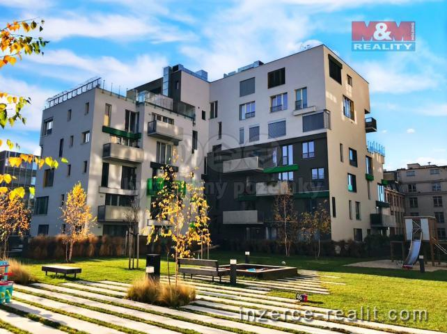 Prodej, byt 5+kk, 158 m2, 130 m2 terasa, Praha 10