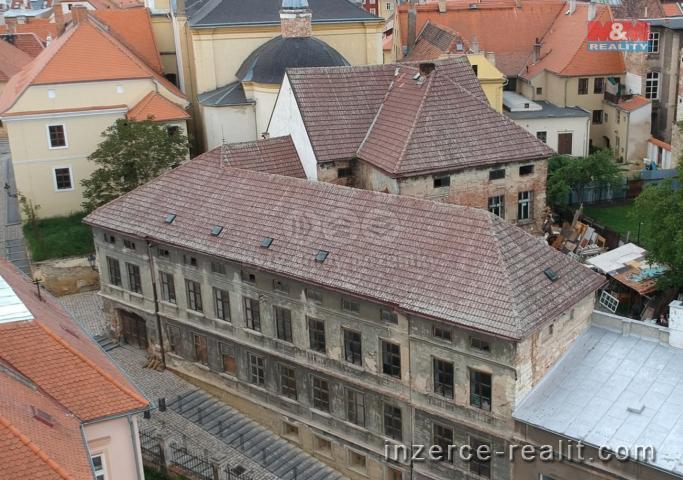 Prodej, nájemní dům, 649 m², Žatec, ul. Nádražní schody