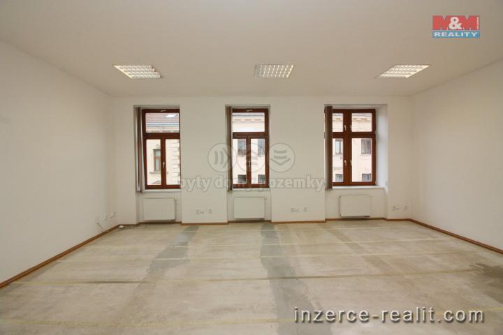 Pronájem, kancelářský prostor, 43 m², Brno, ul. Zahradnická