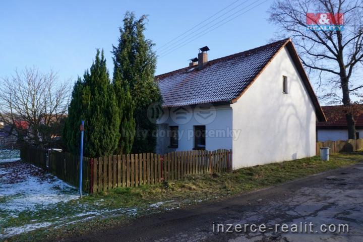 Prodej, rodinný dům, 593 m2, Trhová Kamenice