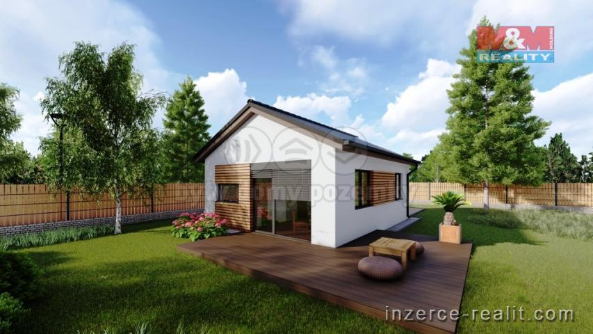 Prodej, rodinný dům, 2+kk, 42 m2, Klatovy