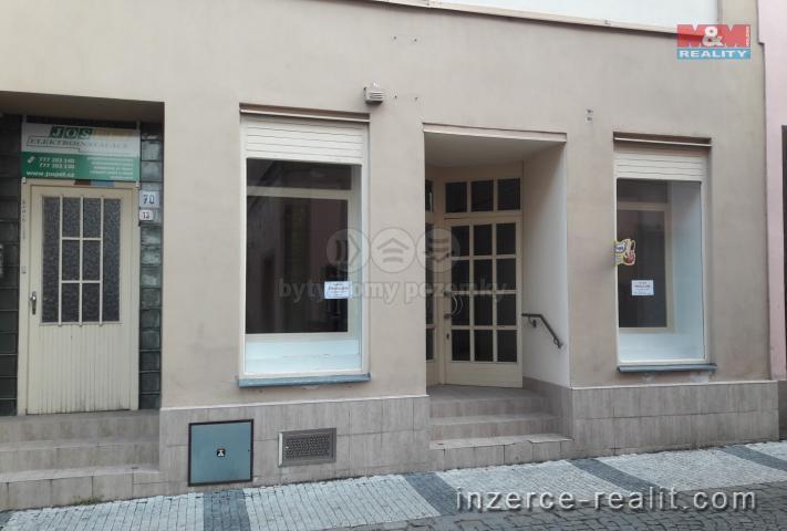 Pronájem, obchodní prostory, 84 m2, Hlučín, ul. Ostravská
