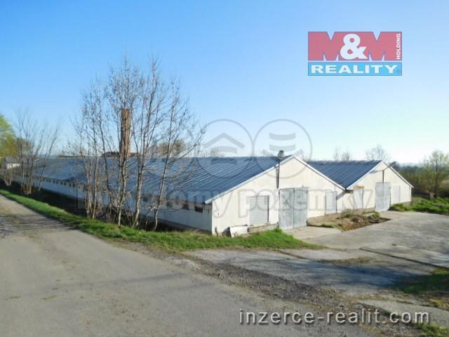 Prodej, zemědělský objekt, Osek